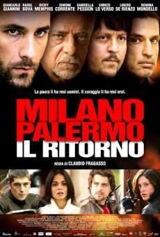 Milan-Palerme, le retour