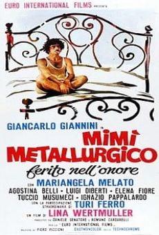 Ver película Mimi, metalúrgico herido en su honor