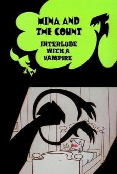 What a Cartoon!: Mina and the Count in Interlude with a Vampire on-line gratuito