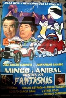 Ver película Mingo y Aníbal contra los fantasmas
