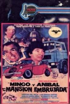 Mingo y Aníbal en la mansión embrujada online gratis