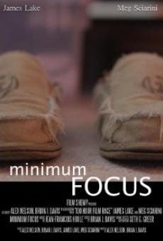 Watch Minimum Focus online stream