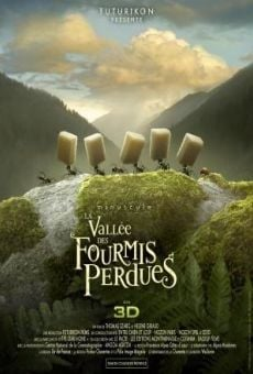 Minuscule: La vallée des fourmis perdues (Minuscule: Valley of the Lost Ants) en ligne gratuit