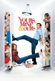 Yours, Mine & Ours on-line gratuito