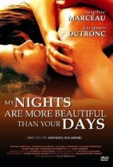 Mes nuits sont plus belles que vos jours on-line gratuito