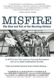 Ver película Misfire: The Rise and Fall of the Shooting Gallery