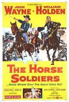 The Horse Soldiers on-line gratuito