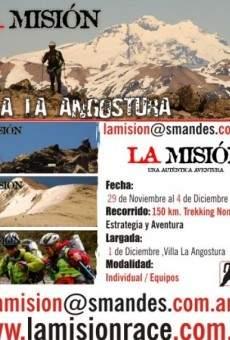 Misión en los Andes online