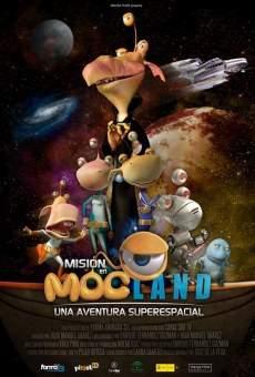Misión en Mocland, una aventura superespacial on-line gratuito