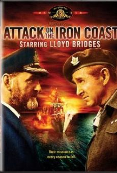 Attack on the Iron Coast on-line gratuito