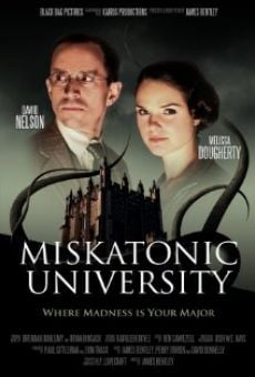 Miskatonic University online