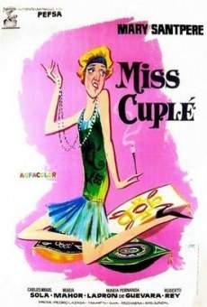 Miss Cuplé on-line gratuito