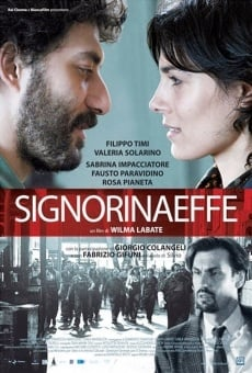 Signorinaeffe online streaming
