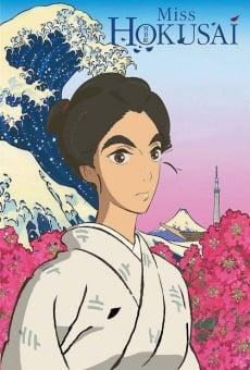 Miss Hokusai gratis