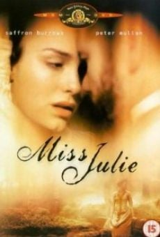 Miss Julie on-line gratuito