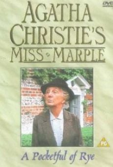 Agatha Christie's Miss Marple: A Pocket Full of Rye on-line gratuito