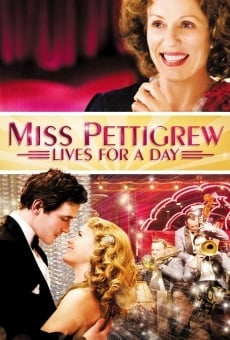 Miss Pettigrew Lives for a Day on-line gratuito