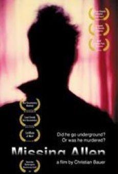 Ver película Missing Allen: The Man Who Became a Camera