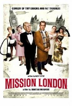 Misija London on-line gratuito