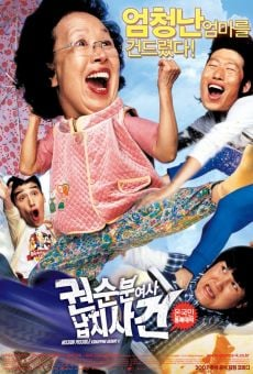Película: Mission Possible: Kidnapping Granny K