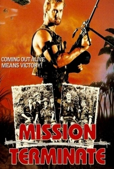 Ver película Mission Terminate