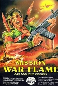 Ver película Mission War Flames