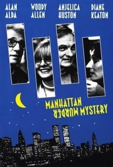 Ver película Misterioso asesinato en Manhattan