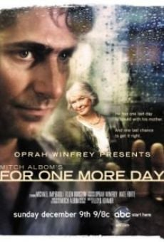 Mitch Albom's For One More Day online streaming