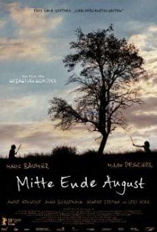 Ver película Mitte Ende August