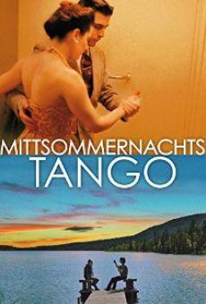 Película: Tango de una Noche de Verano