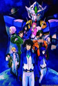 Gekijoban Kido Senshi Gundam Double O -A wakening of the Trailblazer