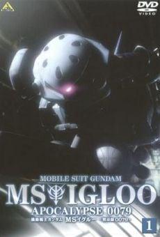 Mobile Suit Gundam MS IGLOO: Apocalypse 0079 en ligne gratuit