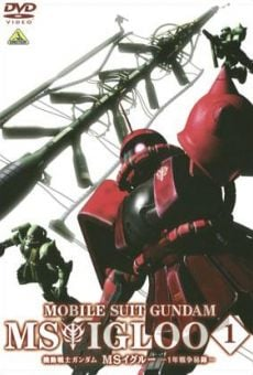 Película: Mobile Suit Gundam MS Igloo: The Hidden One-Year War