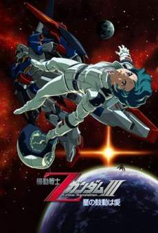 Película: Mobile Suit Z Gundam 3: A New Translation - Love Is the Pulse of the Stars