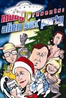 Ver película Moby Presents: Alien Sex Party