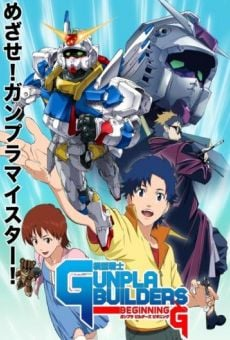 Mokei Senshi Gunpla Builders Beginning G on-line gratuito