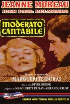 Moderato cantabile on-line gratuito