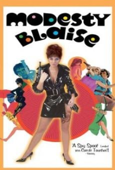 Modesty Blaise on-line gratuito