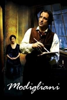 Ver película Modigliani