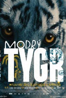 Ver película Modrý tygr