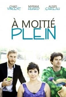 Ver película À moitié plein