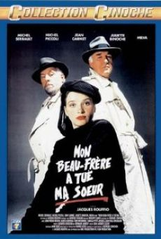 Ver película Mon beau-frère a tué ma soeur