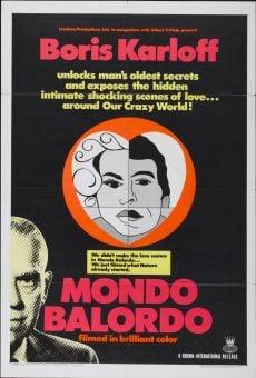 Ver película Mondo balordo
