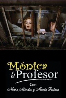 Mónica y el profesor online
