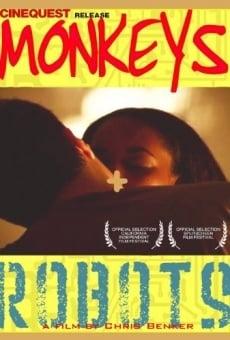 Ver película Monos y robots