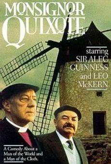 Monsignor Quixote en ligne gratuit