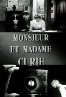 Monsieur et Madame Curie on-line gratuito