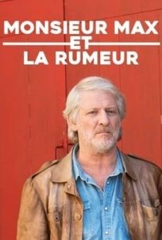 Monsieur Max et la rumeur online