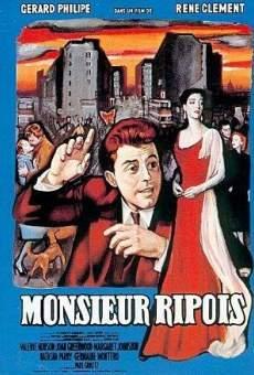 Monsieur Ripois on-line gratuito