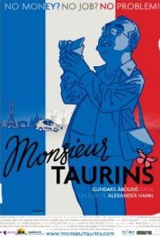 Watch Monsieur Taurins online stream